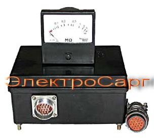 Измеритель сопротивления изоляции, контроль изоляции, Ф4106 , Ф 4106 , Ф4106А , омметр