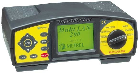MI-2012 , Metrel