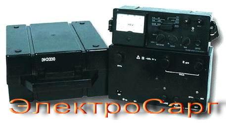 Измерение напряжения прикосновения, короткое замыкание, ЭК 0200 , ЭК-0200 , ЭК0200 , омметр