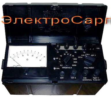 Измеритель сопротивления заземления ,  Ф4103-М1 , Ф 4103 М1 , Ф 4103М1