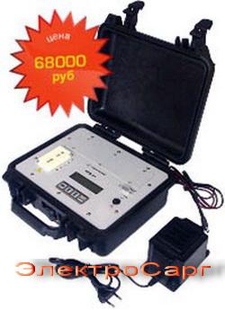 ПРВ-01 Измеритель параметров разрядников и выранивателей