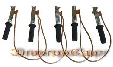 заземление переносное для ВЛ, ПЗУ-1М, ПЗУ1М, ПЗУ1 М, ПЗУ-1 М