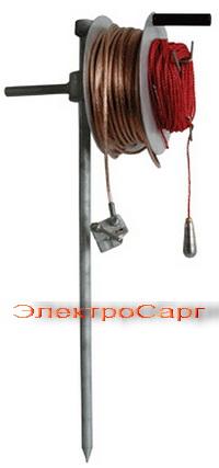 заземление переносное для ВЛ, УНП-10Б, УНП10Б, УНП10Б, УНП-10