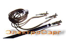 заземление, переносное, ЗПЛ-10М, ЗПЛ, ЗПЛ-10, ЗПЛ10, ЗПЛ10M, заземление переносное для ВЛ